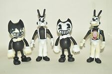 TOY 100% MEXICAN 4 FIGURE BORIS & BENDY BOOTLEG Bendy and the Ink Machine Wiki
