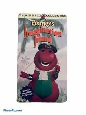 Barney - Barneys Imagination Island (VHS, 1994)