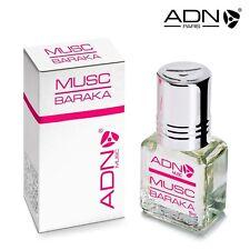 Misk - Musc ADN Baraka 5 ml Parfümöl Damen und Herren - Musk