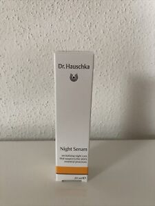 Dr. Hauschka Nachtserum, 20 ml, Neu und OVP