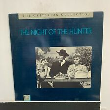 Vintage - The Night Of The Hunter - The Criterion Collection Laserdisc