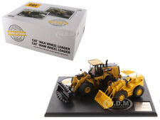 CAT CATERPILLAR 966A & 966M WHEEL LOADER 2 PC SET 1/50 BY DIECAST MASTERS 85558