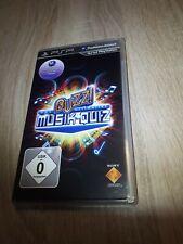 Buzz! Das ultimative Musik Quiz fürSony PSP