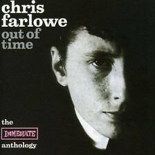 Chris Farlowe - Out Of Time - The Immediate Anthology (NEW 2CD)