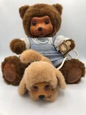 Robert Raikes BEST FRIENDS Brian & Sport Bear