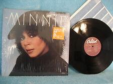 Minnie Riperton, Minnie, Capitol Records SO 11936, 1979, Soul/Funk
