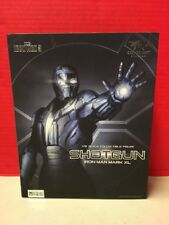 Iron Man 3 Comicave 1/12 Shotgun Mark XL MK40 Play Imaginative Figure NO LIGHT