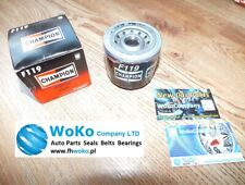 Oil Filter CHAMPION F119 for HONDA, HYUNDAI, FORD, ISUZU, MAZDA, KIA, MITSUBISHI