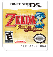 The Legend of Zelda Phantom Hourglass Game For DS,3DS, NDS, NDSL, NDSI, NDSLL