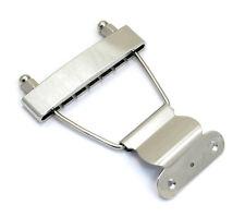 Chrome Short Standard Trapeze Tailpiece Hollowbody/Archtop/Jazz Guitar TP-ETS-C