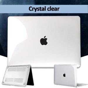 Crystal Glossy Hard Case Cover For Apple MacBook Air 11'' 13''/Pro 13/15/16/12''