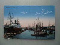 Ansichtskarte Hamburg Hafen IV.  (Nr.606)