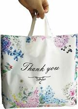 NEW 1100 ct PLASTIC SHOPPING BAGS T-SHIRT TYPE GROCERY WHITE SMALL SIZE BAGS...
