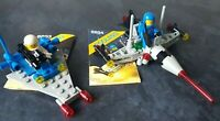 2x Lego Vintage sets 6824 6803 Complete with instructions vintage and rare