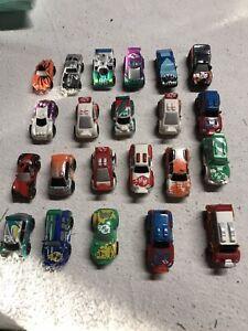 22 Hasbro Micro Machines 2002 Rally Cars + Others