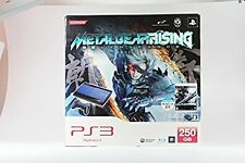 PS3 Metal Gear Solid Rising Console Playstation 3 Japan *EXCELLENT CONDITION*