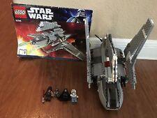 Lego Star Wars 8096 Emperor Palpatine's Shuttle 99%