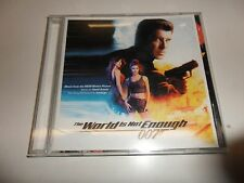 CD James Bond-le monde n'est pas assez (James Bond-the world is not enough)
