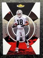 2005 Topps Finest #5 Randy Moss Oakland Raiders Football Card
