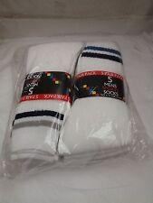 10 Pairs (2 Packs of 5) Mens Sports Socks Size UK 6-11/EU 39-46