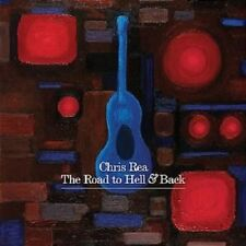 """CHRIS REA """"THE ROAD TO HELL AND BACK"""" CD NEUWARE!"""