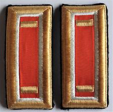 Schulterklappen eines Second Lieutenant US Army Parade Uniform