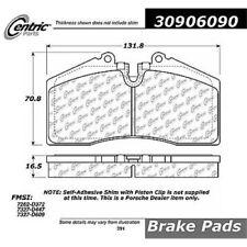 StopTech 309.06090 Front Disc Brake Pad-Sport Brake Pad Fits 91-98 Porsche 911