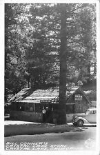 Frashers Fotos RP Postcard Bill Conner's Crystal Lake Store in California~110077