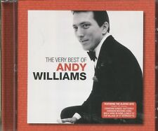 THE VERY BEST OF ANDY WILLIAMS on CD