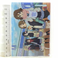 *CF0249 Japan Anime Clear File K-ON!