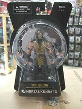 Mortal Kombat X - Scorpion Action Figure by Mezco
