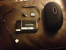 Toshiba CAMILEO S20 Camcorder With 8gb SDHC Card, and Protective Case