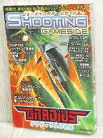 GAMESIDE SHOOTING 2 2011 Game Side Gradius Salamander Guide Book Magazine 53