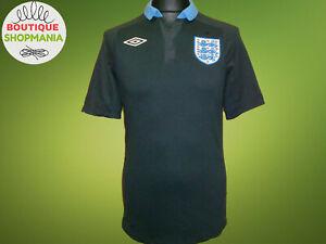 Ex ENGLAND Away 2011-2013 S 36' UMBRO Soccer FOOTBALL SHIRT Jersey Camisa Maillo