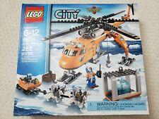 NIB LEGO City ARCTIC HELICRANE 60034