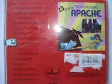15 Exitos  Tropicalisimo Apache New Sealed      A60