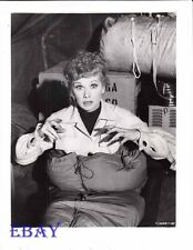 Lucille Ball Forever Darling VINTAGE Photo