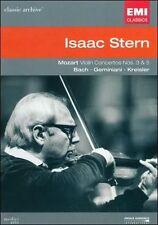 Mozart: Violin Concertos Nos. 3 & 5 [DVD Video]