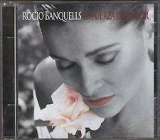 ROCIO BANQUELLS La Fuerza Del Amor CD con tema de telenovela PRISIONERA DE AMOR