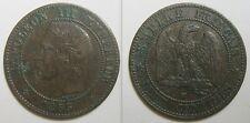2 centimes 1855 MA Ancre - NAPOLEON III - SECOND EMPIRE