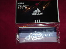 Adidas SUPERSTAR YOUTH Baller id Bands Wristbands Bracelets Navy Purple Pink New