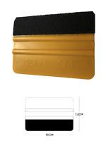 raclette en téflon avec feutrine covering film adhésifs stickers autocollants 3M