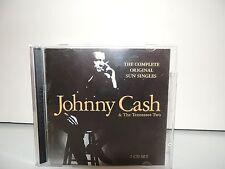 Johnny Cash 2 CD The Complete Sun Original Singles, 302 066 056-2, 1999