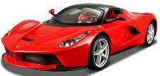 Bburago 1:24 Ferrari LaFerrari Diecast Model Sports Racing Car Vehicle Toy