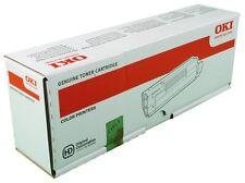 MAGENTA Genuine Originale OKI TONER c5100 c5200 c5300 c5400 P/N 42127406 HC
