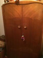 Vintage Gentlemans Wardrobe - Great condition - Shabby Chic project?