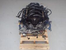 Maserati GranTurismo M145 2008 4.2L F136 V8 Complete Engine Motor J087