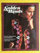 Golden Hands - Part 47, Crochet, Knitting, Dressmaking, Embroidery, Magazine