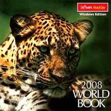 2008 World Book Encyclopedia CD