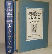 1955 The Illustrated Treasury of Children's Literature, Margaret Martignoni